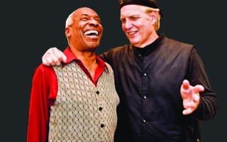 Reggie Harris and Greg Greenway. COURTESY PHOTO  (photo: )