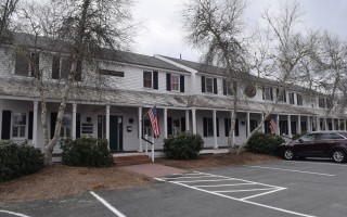 The Captain Haskell Rose building at 1455 Main St. in Chatham has been purchased by Broad Reach Healthcare. It will also be known as the Broad Reach Highland Lodge and its six apartments will be rented to the company's workers. TIM WOOD PHOTO  (photo: Tim Wood)