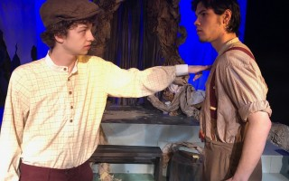 "Quinn Schulyer as Jesse Tuck and Seamus Sartin as Miles Tuck in ""Tuck Everlasting."" COURTESY PHOTO  (photo: )"