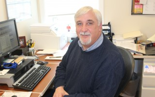 Interim Town Administrator Joseph Powers. FILE PHOTO  (photo: William F. Galvin)