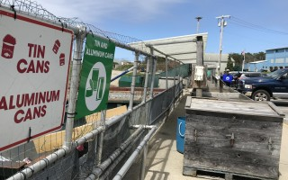 The recycling area at Chatham's transfer station. FILE PHOTO  (photo: )