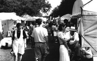 Creative Art Center's Festival of the Arts event at Chase Park. ca 1980s. FILE PHOTO  (photo: )