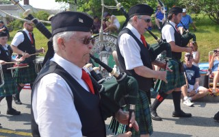 The Highland Light Scottish Band will be one of many musical entries in Chatham's July 4 parade. FILE PHOTO  (photo: )