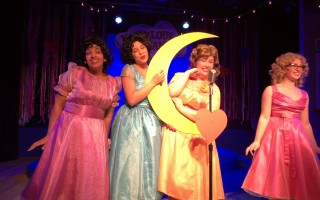 "Heidi Cloutier; Isabel Archer; Julia Wiseman; Madison Mayer and ""The Marvelous Wonderettes."" HANNAH MCLAUGHLIN PHOTO  (photo: Hannah McLaughlin)"