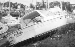 Hurricane Bob in 1991.  FILE PHOTO  (photo: )