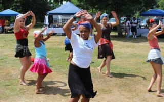 The island culture is demonstrated each year at the Cape Verdean Festival held in Brooks Park. CHRONICLE FILE PHOTO  (photo: William F. Galvin)