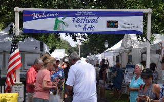 The 48th Festival of the Arts will be held in Chase Park in Chatham this weekend.  FILE PHOTO  (photo: )