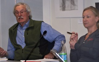 Alan McClennen, recently appointed by the board of selectmen, was voted in as chairman by the affordable housing trust fund board last week. Also last week, the selectmen named affordable housing committee chair Katie Wibby as the ninth and final member of the trust fund board. CHRONICLE FILE PHOTO  (photo: )