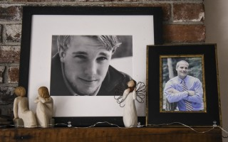 Ken Owens still has a powerful presence in his parents' Chatham home. David and Missy started the Kenny Kup soccer tournament in his honor after he died in a skydiving accident in 2009. Kat Szmit Photo  (photo: KAT)