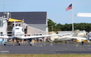 Chatham Municipal Airport.  FILE PHOTO  (photo: Alan Pollock)