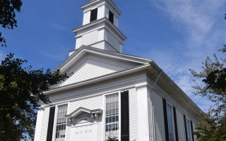 The First Congregational Church of Chatham is the town's oldest church. An ambitious $3.2 million project will modernize the building. TIM WOOD PHOTO  (photo: )