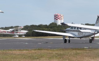 Chatham Municipal Airport. Next week's airport commission meeting will focus on elements of the draft master plan update which are being misinterpreted. FILE PHOTO  (photo: )