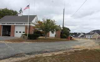 Could the East Harwich fire substation be the site of a restaurant in the future? Town officials have been asked to weigh that possibility. WILLIAM F. GALVIN PHOTO  (photo: William F. Galvin)