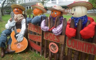 Chatham's Pumpkin People in the Park will return to Kate Gould Park this weekend through Oct. 29. FILE PHOTO  (photo: )