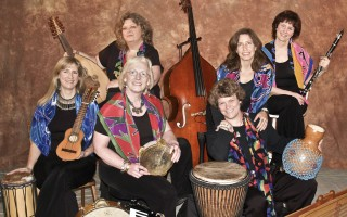 Libana will perform at the Chatham Unitarian Universalist Meetinghouse Jan. 19. COURTESY PHOTO  (photo: )