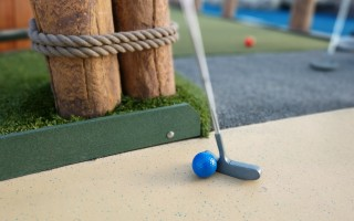 A new mini-golf course near Bud's Go-Karts in Harwich Port cleared the conservation commission last week. PIXABAY PHOTO  (photo: )