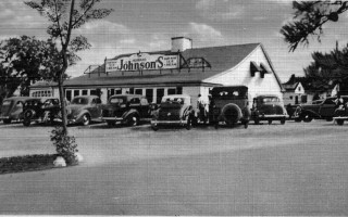 The old Howard Johnson's in Orleans. COURTESY OF ROLAND KELLEY  (photo: )