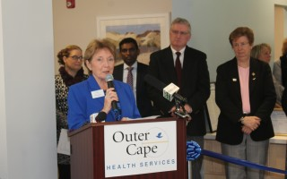 Outer Cape Health Services, Inc. Chief Executive Officer Patricia Nadle. FILE PHOTO  (photo: William F. Galvin)