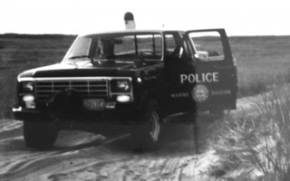 Chatham Beach Patrol, 1984. COURTESY OF PETE WOODS  (photo: )
