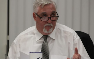 Interim Harwich Town Administrator Joseph Powers. FILE PHOTO  (photo: William F. Galvin)