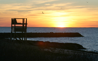 Sunrise at Red River Beach. FILE PHOTO  (photo: )