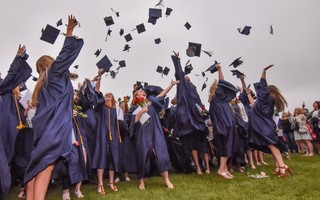 Graduation 2020 will look a little different at each of the area high schools, but graduates will be celebrated in a number of creative and memorable ways. FILE PHOTO  (photo: Kat Szmit)
