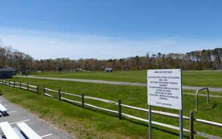 Town meeting is scheduled to happen at the Nauset Regional Middle School track on June 20. ED MARONEY PHOTO  (photo: )