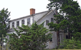 The house at 26 Cockle Cove Rd. CHATHAM HISTORICAL COMMISSION PHOTO  (photo: )