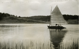 The Rauschenbushes sailing in Chatham. COURTESY PHOTO  (photo: )