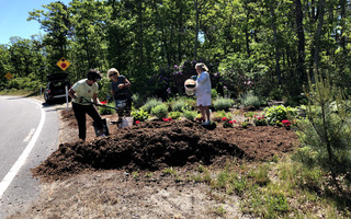 The Garden Club of Harwich maintains 18 community gardens including Millennium and Albro Park Garden across from Brooks Academy.COURTESY PHOTO  (photo: )