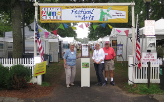 Memories of Fests gone by. Next year's Festival of the Arts will be the Creative Arts Center's 50     th      celebration.     (photo: )