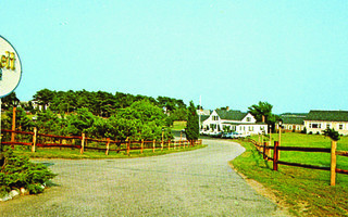 The Wequassett Inn in the early 1970s. COURTESY PHOTO  (photo: )
