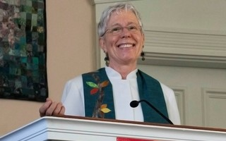 Rev. Tracy Johnson, the new minister at the Chatham Unitarian Universalist Meeting House. COURTESY PHOTO  (photo: )
