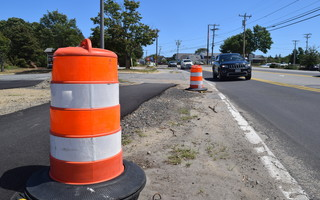 Work is resuming on the West Chatham Roadway Project, with major changes to the corridor expected to be completed next spring. Looking at future zoning for the area is premature until that work is done, said several participants at a forum Monday. FILE PHOTO  (photo: Tim Wood)