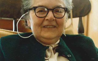 Josephine Ives, who broke the gender barrier after becoming the first woman elected to the Chatham Board of Selectmen in 1988. FILE PHOTO  (photo: )