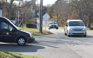 Traffic and public safety issues are primary reasons residents support a sidewalk along Route 28 from Saquatucket Harbor to Harwich Port. WILLIAM F. GALVIN PHOTO  (photo: )