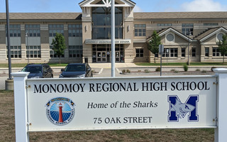 Monomoy Regional High School. FILE PHOTO  (photo: Alan Pollock)