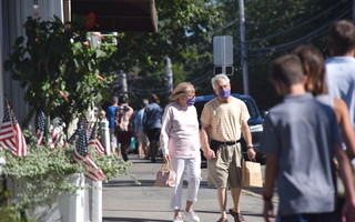 It was a slower-than-usual summer for Chatham merchants, but some people were buying at downtown shops. FILE PHOTO   (photo: )