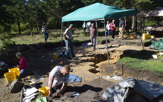 Funds to analyze artifacts found during archaeological digs at the site of the Nickerson Homestead are being requested from the community preservation committee. FILE PHOTO  (photo: )