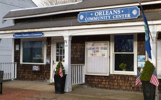 The Orleans Old Firehouse Gallery and Community Center is used by more than 41 groups for programs, a number that demonstrates public interest and raises concerns about finding adequate space for such activities. ED MARONEY PHOTO  (photo: )