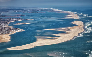 The Cape Cod National Seashore has jurisdiction over the barrier beach off Orleans and Chatham.  FILE PHOTO  (photo: KARL SWENSON)