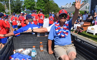 A scene from Chatham's last in-person July 4 parade in 2019. FILE PHOTO  (photo: )