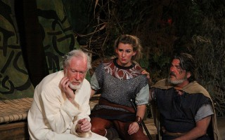 "A scene from Elements Theatre Company's ""King Lear.""  (photo: )"