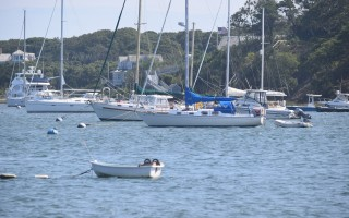Chatham has abandoned its problematic online mooring and waiting list renewal system. FILE PHOTO  (photo: )