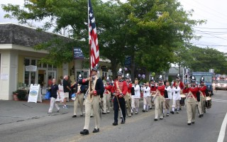 The Harwich Hometown Parade.  FILE PHOTO  (photo: William F. Galvin)