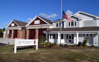 The new Chatham Fire Station, where the department's first Citizens Fire Academy will be held beginning in January. FILE PHOTO  (photo: )