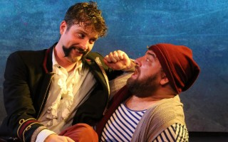 "A scene from ""Peter and the Starcatcher"" at Cape Rep. BOB TUCKER/FOCALPOINT STUDIO PHOTO  (photo: )"