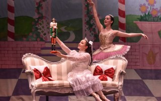 "The Reaching Heart School of Ballet will present its annual performances of ""The Nutcracker"" this weekend (Dec. 16 and 17 at 6:30 p.m., and Dec. 17 and 18 at 1 p.m.) at Monomoy Regional High School, but in contrast to 2015 and years past, there will be no school-day show. Kat Szmit Photo  (photo: Kat Szmit)"
