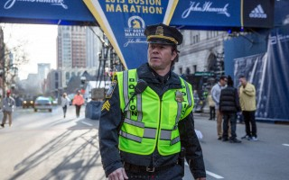 "Mark Wahlberg stars as Boston Police Sergeant Tommy Saunders in ""Patriots Day."" COURTESY PHOTO  (photo: )"