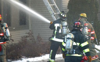 Chatham and Harwich firefighters.  FILE PHOTO  (photo: Alan Pollock)